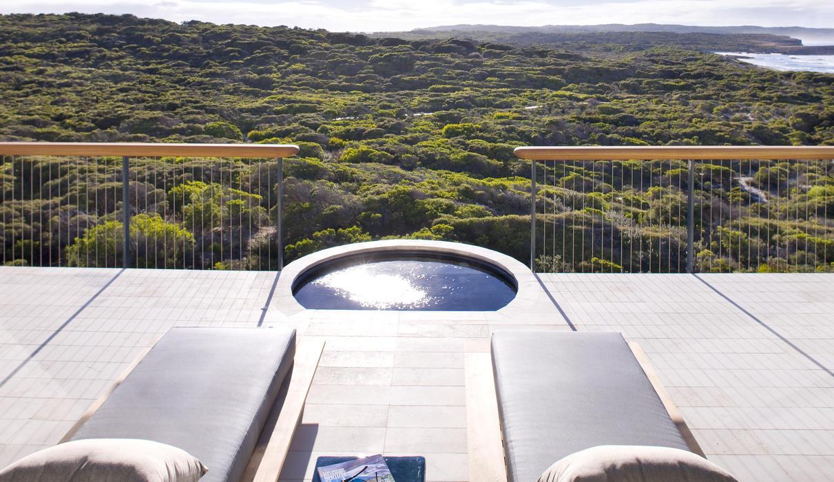 Osprey Pavilion Balcony