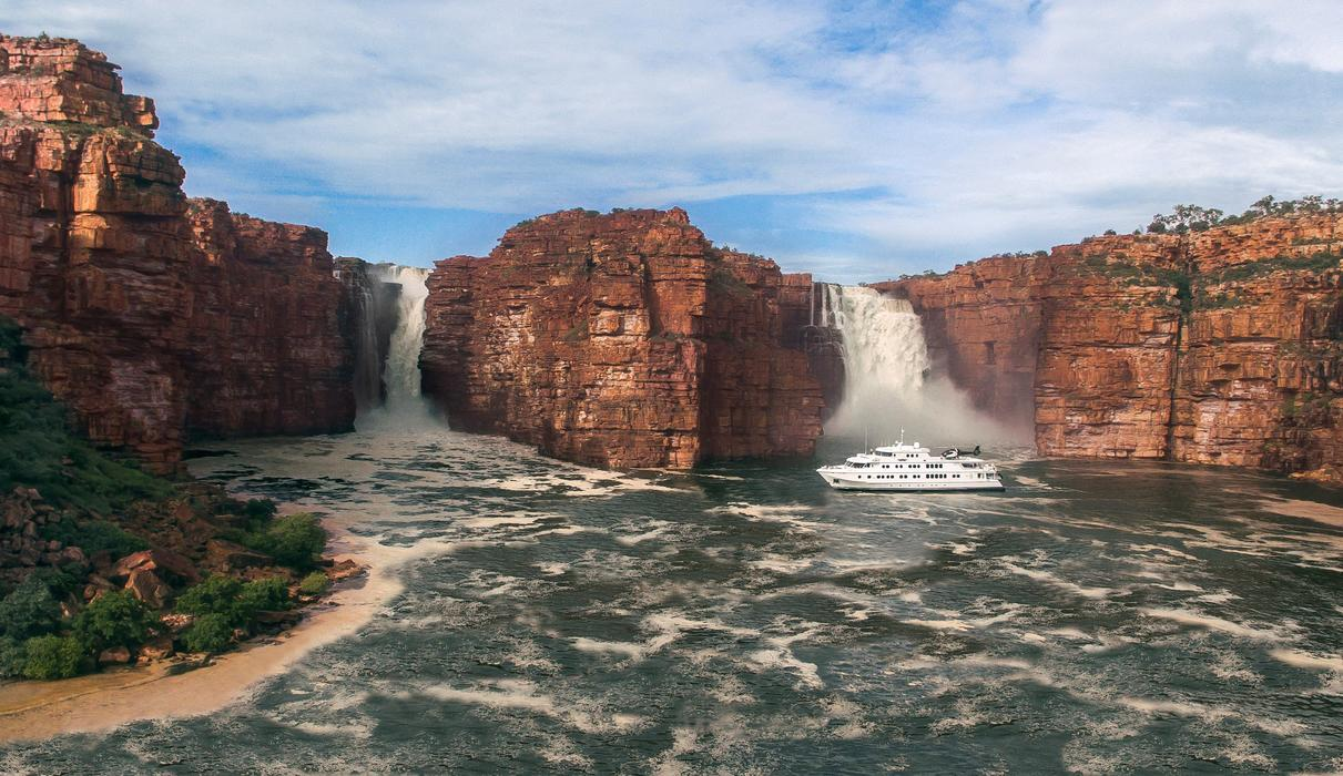 True North Adventure Cruises is the longest running in the Kimberley