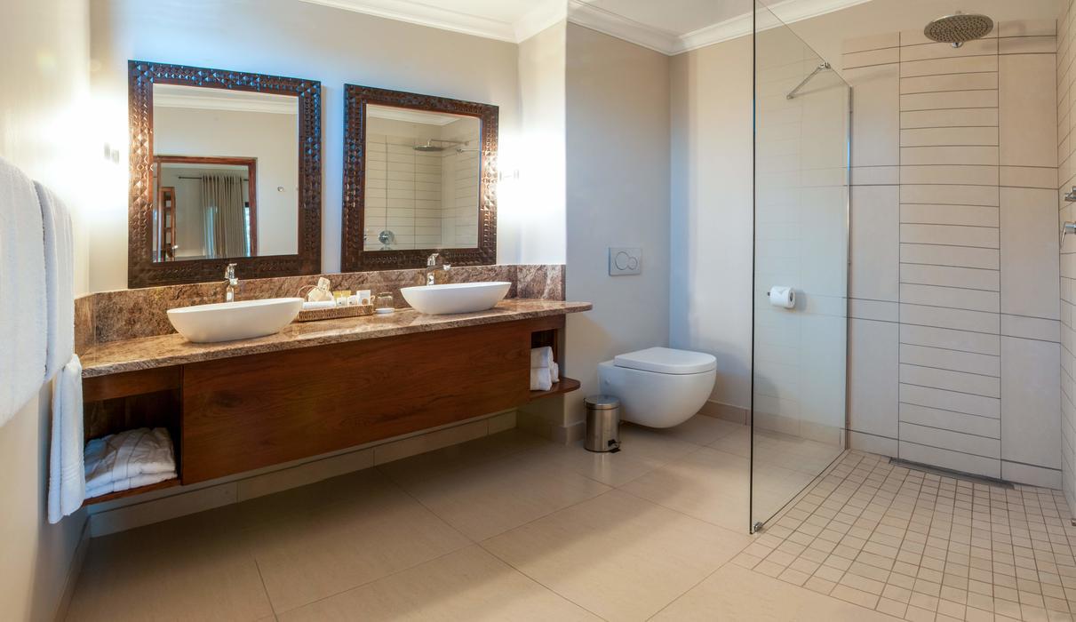 Deluxe Room, Bathroom