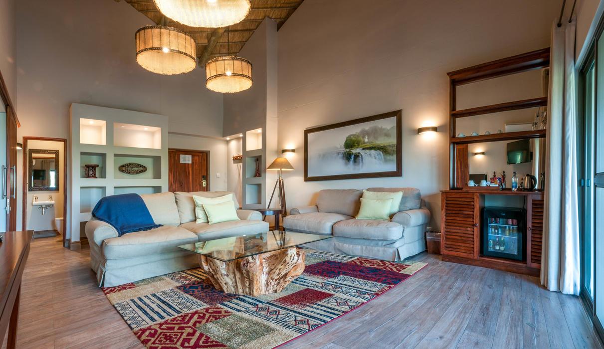 Executive Suite Lounge view, Ilala Lodge Hotel