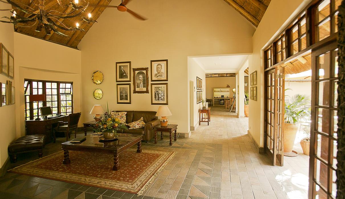 Reception, Ilala Lodge Hotel