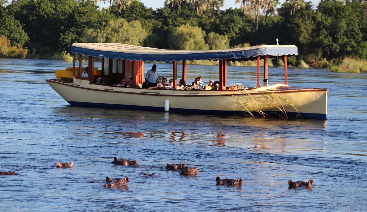 Ra-Ikane River Cruise