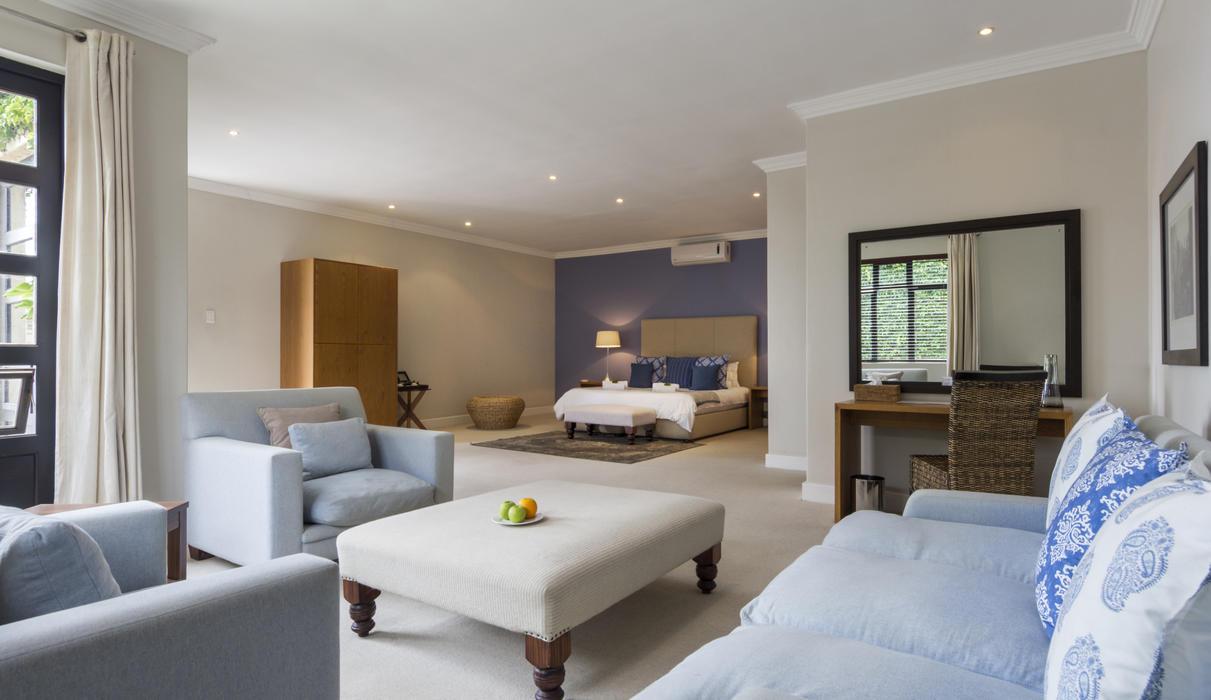 Bedroom - Sitting Area