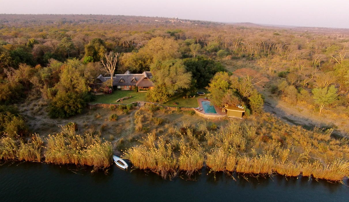 Tangala enjoys fabulous views with complete privacy
