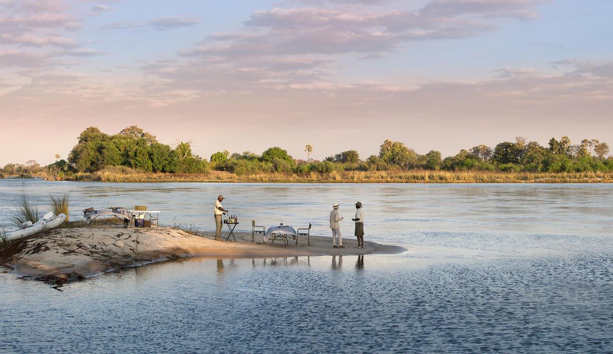 Activity on the Zambezi