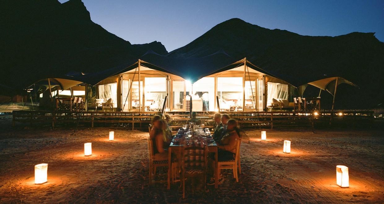 Hoanib Valley Lodge