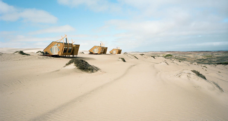 Skeleton Coast Shipwreck Lodge