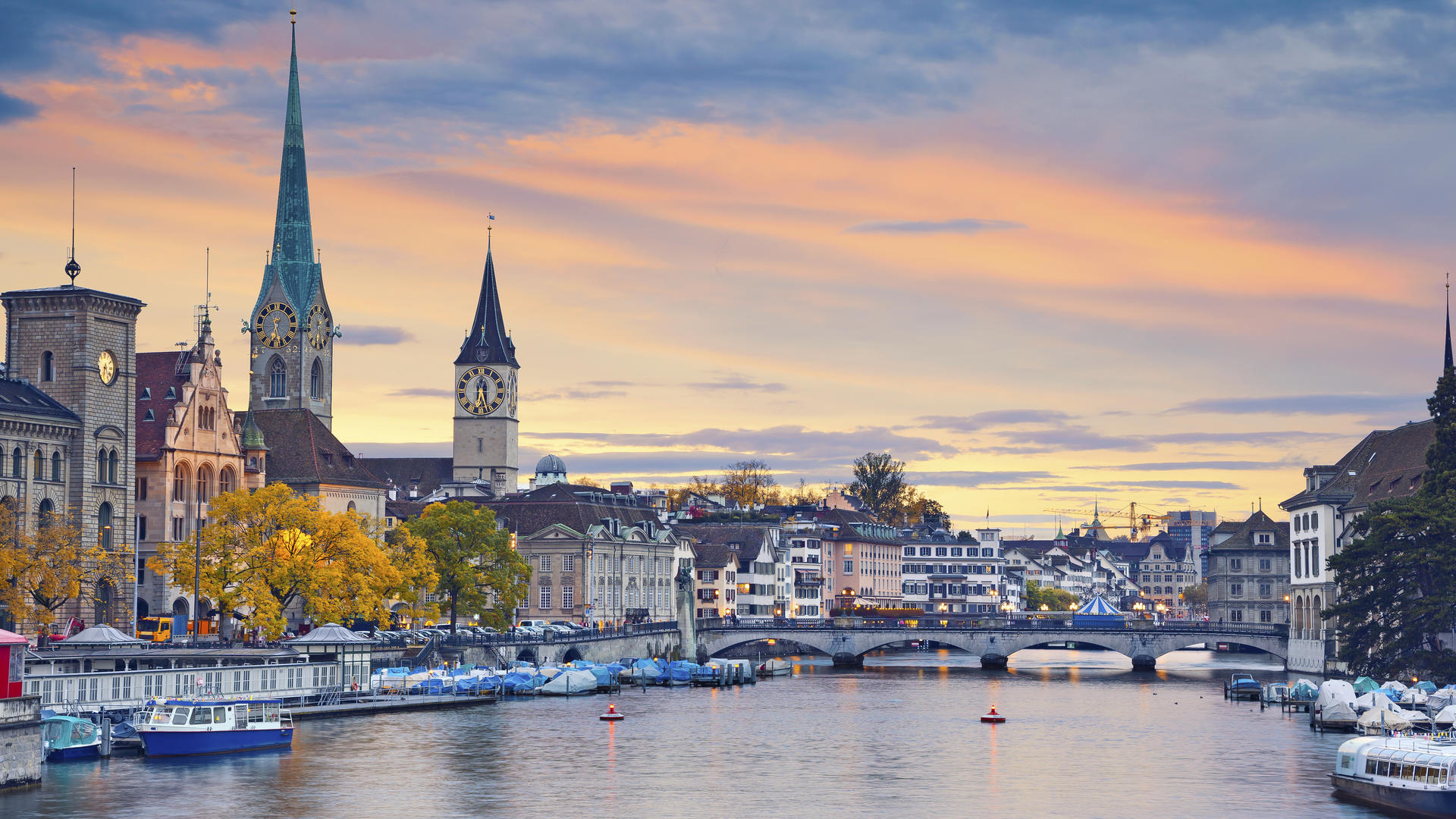 Цюрих Швейцария достопримечательности фото с описанием