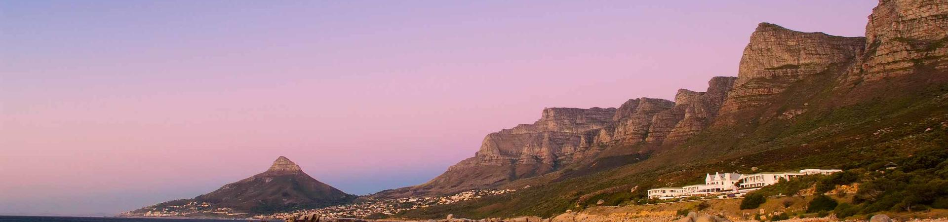 Cape Town, Garden Route & Safari