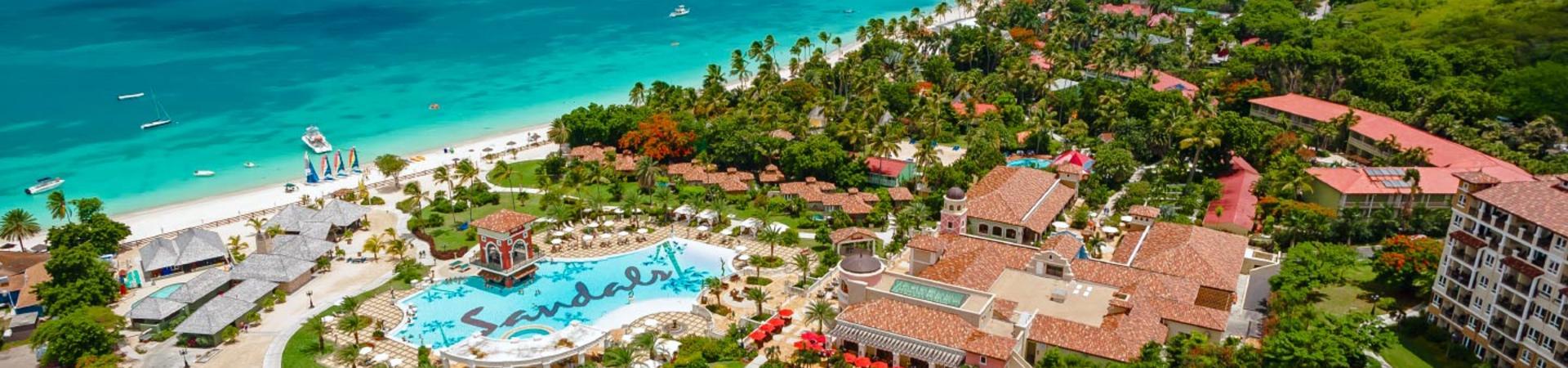 Antigua & St Lucia