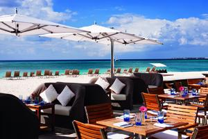 The Ritz Carlton Grand Cayman Restaurants