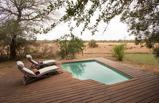 Rhino Walking Safaris Plains Camp - Pool