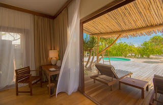 3- Luxury Villa room