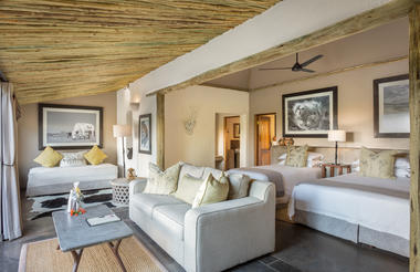 Mashatu Lodge Luxury Suite