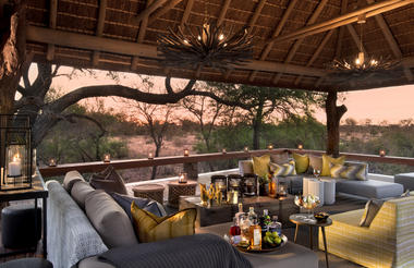 Rockfig Safari Lodge Guest Area