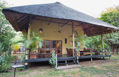 Self-catering Safari House