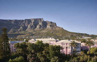 Hotel location in the heart of Cape Town