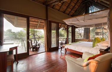 Rhino Post Safari Lodge - Suite
