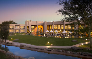 Windhoek Country Club Resort Lazy River
