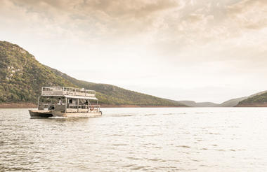 Boat Cruise on Lake Jozini with Ghost Mountain Safaris