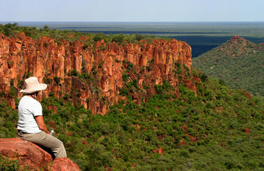 Waterberg Wilderness (private nature reserve) - Plateau Hike