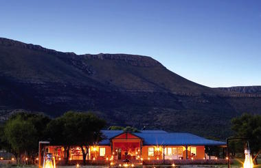 Welcome to Karoo Lodge