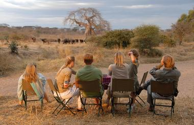 Unadulterated Wilderness of Ruaha