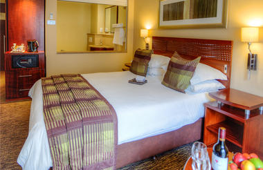 City Lodge Hotel at OR Tambo Int Airport - Double Room
