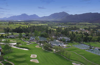 Fancourt - Aerial Shot