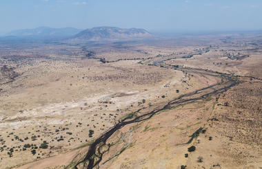 Ruaha from the air