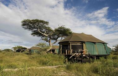 Masek Tented Camp - Ngorongoro - Serengeti