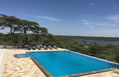 Masek Tented Lodge - Swimming pool
