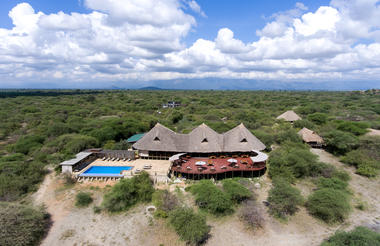 Burunge Tented Lodge - Tarangire