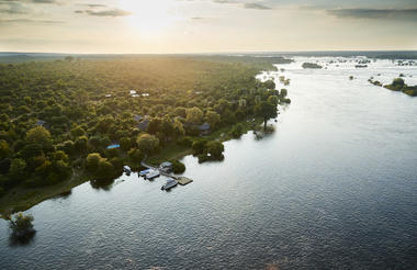 Victoria Falls River Lodge - Luxury Tented Suites