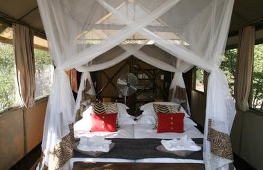 Khowarib Lodge Chalet