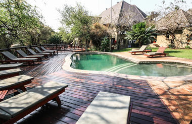 Grand Kruger Lodge Main Lodge