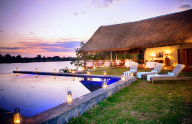 Ila Safari Lodge Pool
