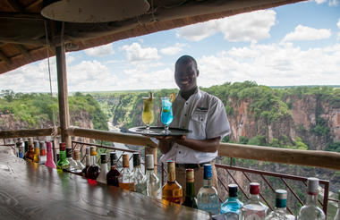 The Look Out Cafe - Victoria Falls