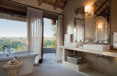 Leopard Hills Bathroom View