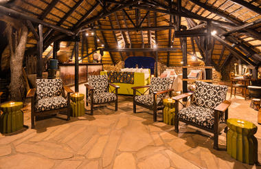 Ongava Tented Camp