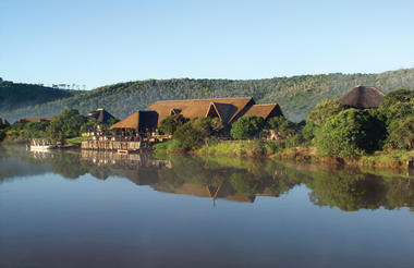 Kariega Game Reserve - River Lodge
