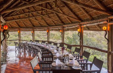 Lalibela Game Reserve - Lentaba Lodge