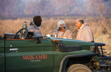 Game Drive in Kafue National Park