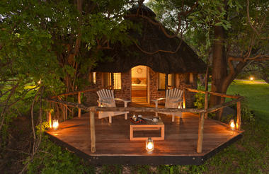 Kanyemba Lodge - Chalet