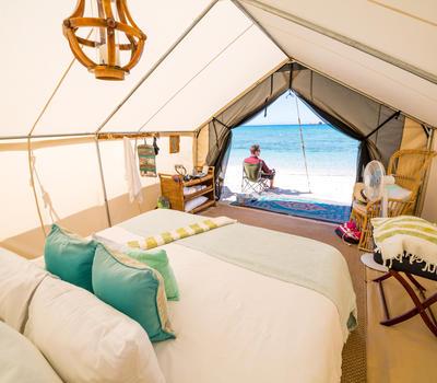 Punta Gorda Glamping Tent Houses for