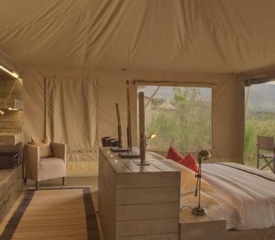 AndBeyond Kichwa Tembo Tented Camp