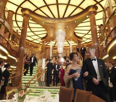 Queen Mary 2 Geniessen, Queen Mary 2 Dining Room