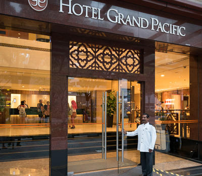 Hotel Grand Pacific Singapore Gallery