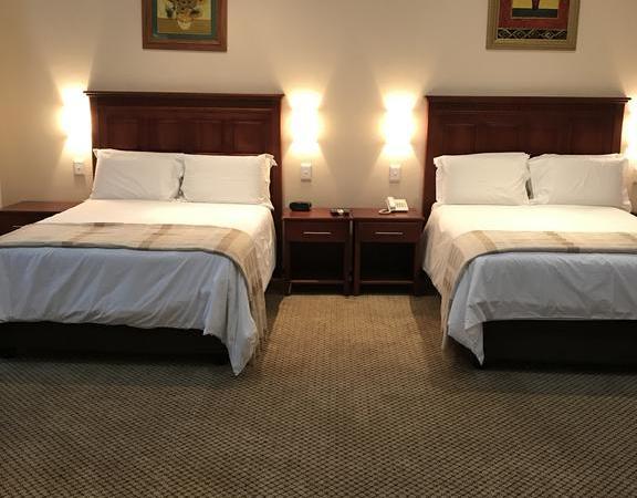 Double Room En-suite - Room 4