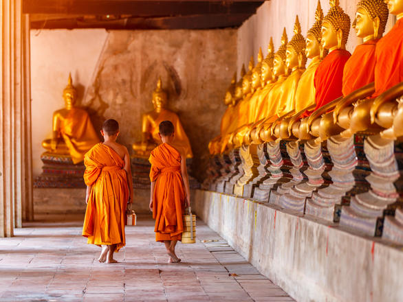 oudste stad thailand